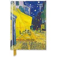 Vincent van Gogh - Cafe Terrace 2019: Original Flame Tree Publishing-Pocket Diary [Taschenkalender]