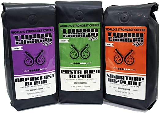 Café más fuerte del mundo - Turbo Charged Coffee - Café ...