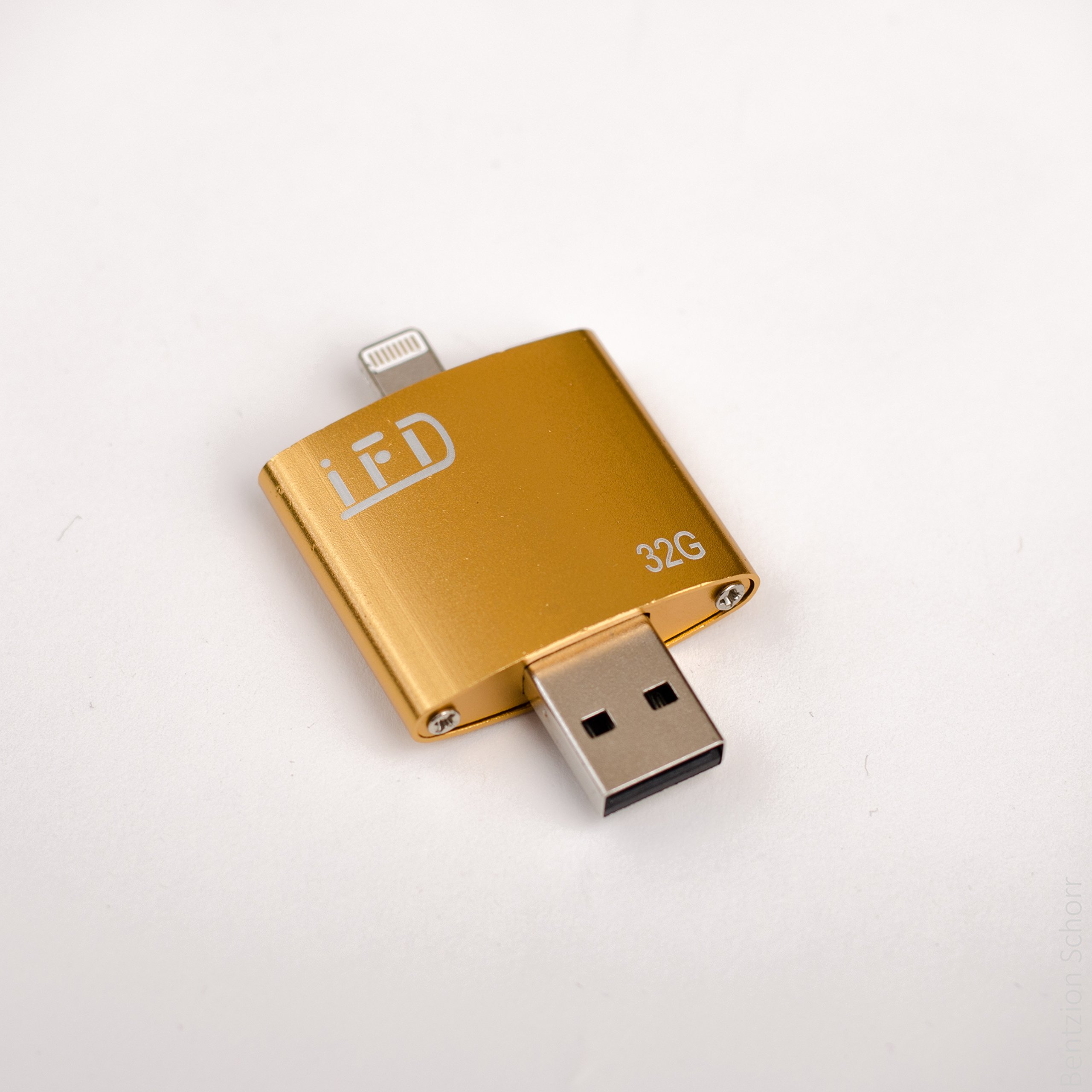 Crater: i-flashdisk 32gb for Ipod/ipad/iphone/mac/pc (8 Pin Connector)