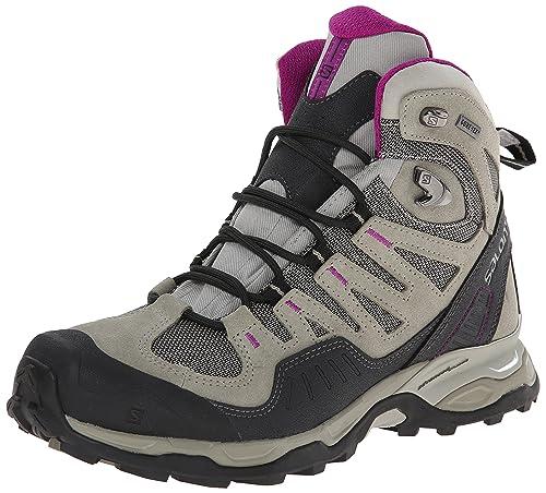 Salomon Discovery 111446 - Zapatillas de deporte para andar de ante para hombre: Amazon.es: Zapatos y complementos