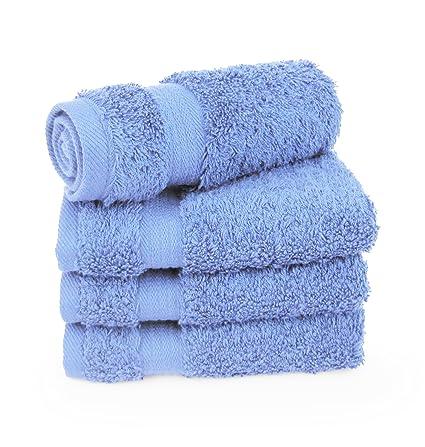 fecido Deluxe Hotel y Spa muy absorbente 100% algodón Toallas de baño,