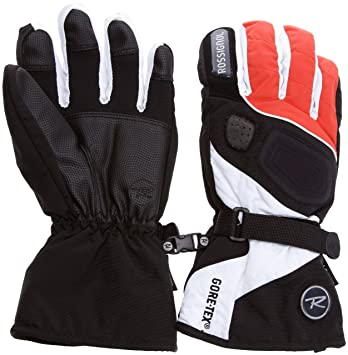 best website new specials outlet store Rossignol Equipe Gtx Gants de ski homme -Rouge M: Amazon.fr ...