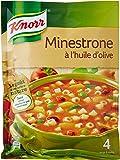 Knorr Soupe Minestrone À L'Huile D'Olive 104g Pour 4 Personnes