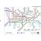 Filofax Personal London Underground Map