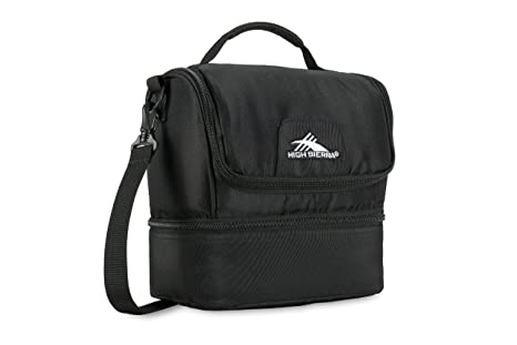 49ee64318e Amazon.com  High Sierra Double Decker Lunch Bag