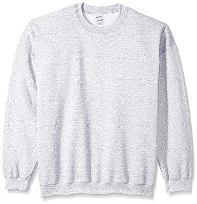 4eb9f1f9c Gildan Heavy Blend Unisex Adult Crewneck Sweatshirt: Amazon.co.uk: Clothing