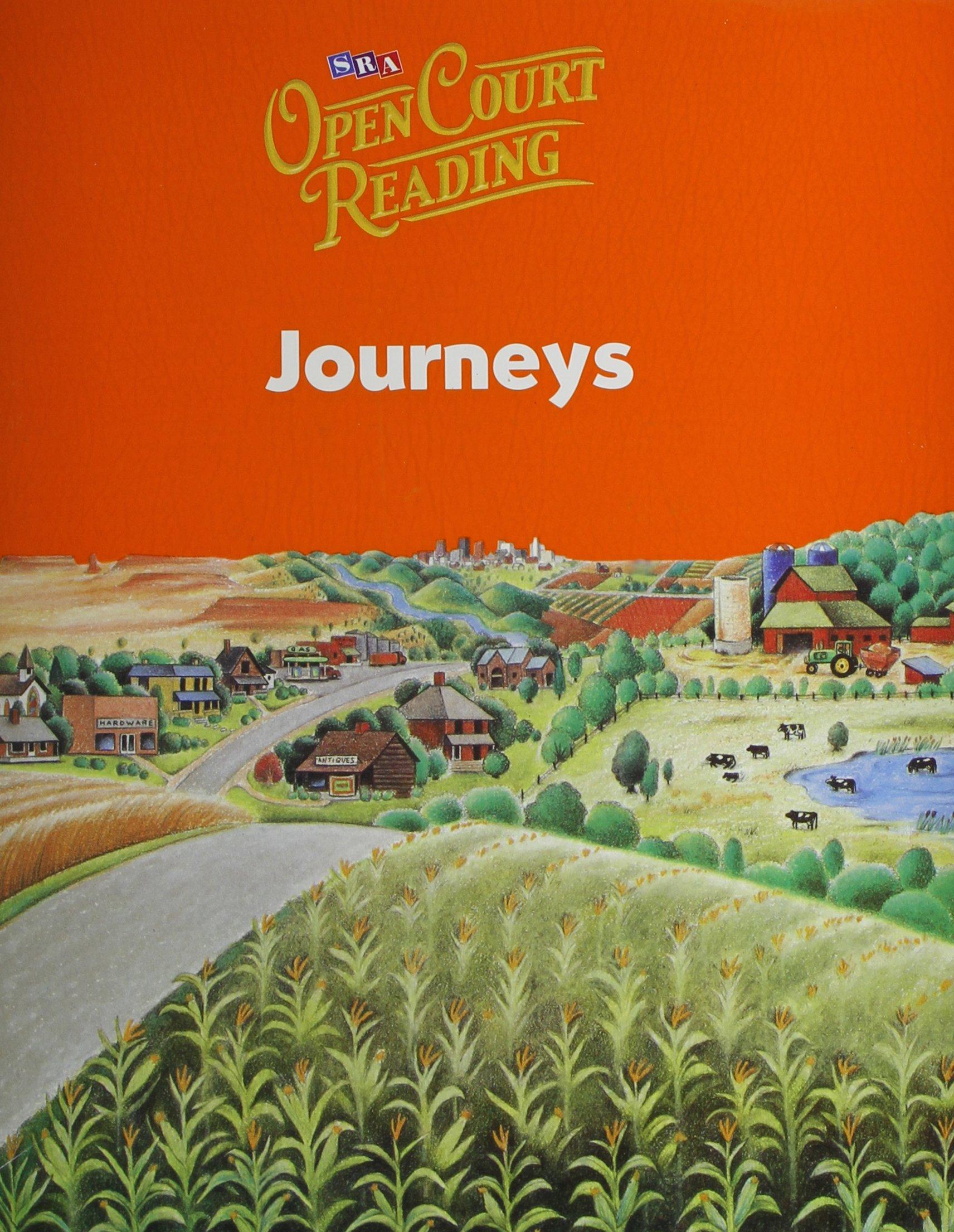 Open Court Reading: Journeys (IMAGINE IT) PDF