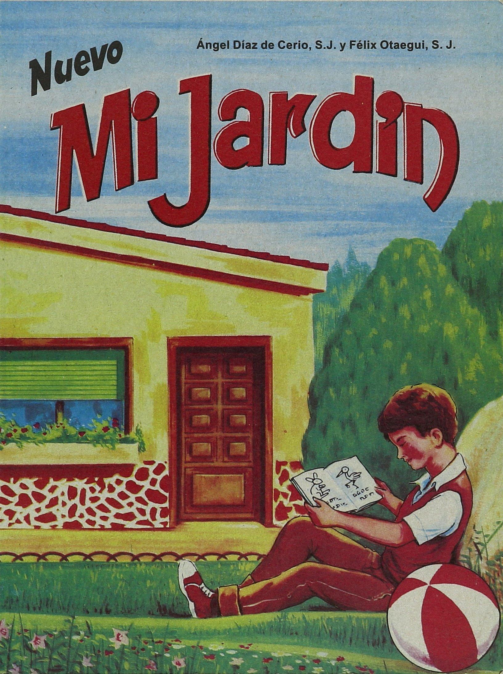 Nuevo Mi Jardin (Coleccion Angelito): Amazon.es: Estudios: Libros