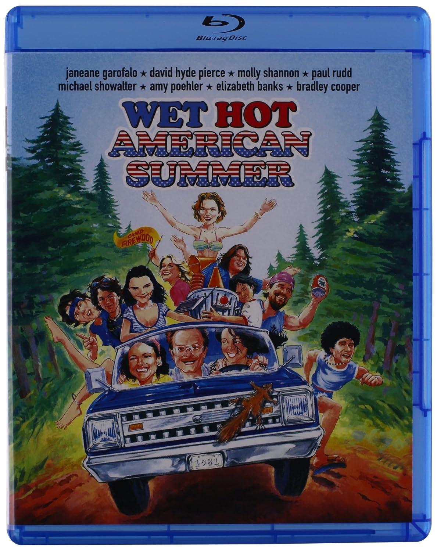 Amazon com: Wet Hot American Summer [Blu-ray]: Movies & TV