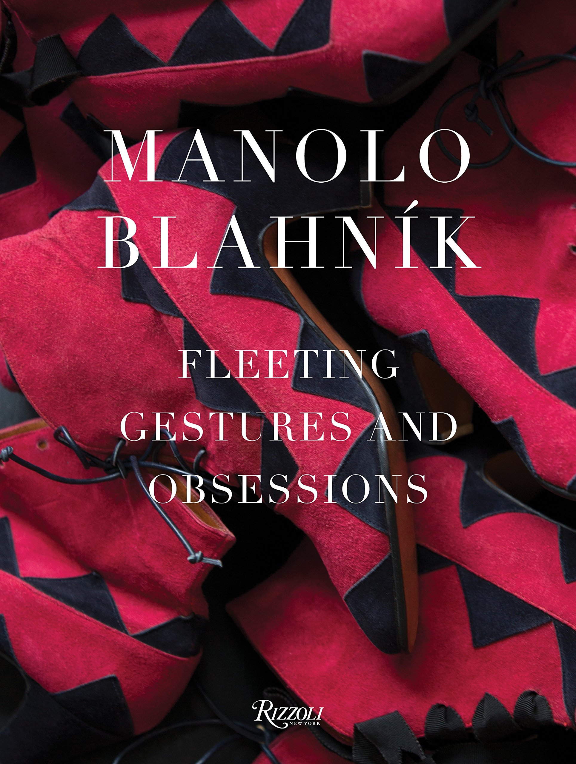 c4c50ab5 Manolo Blahnik Deluxe Slipcased Edition: Fleeting Gestures and Obsessions  Hardcover – 8 Sep 2015