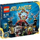 Lego Atlantis 8078 Portal Of Atlantis