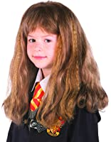 Hermione Wig Costume Accessory