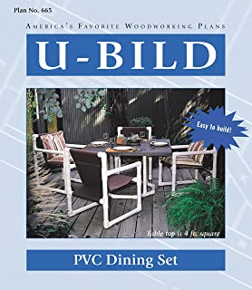 Pvc Furniture Plans Family Workshop Amazon Com Books