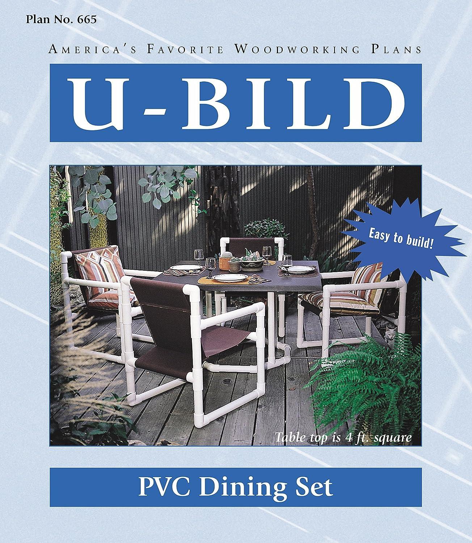 U-Bild 665 2 U-Bild 2 PVC Dining Set Project Plan