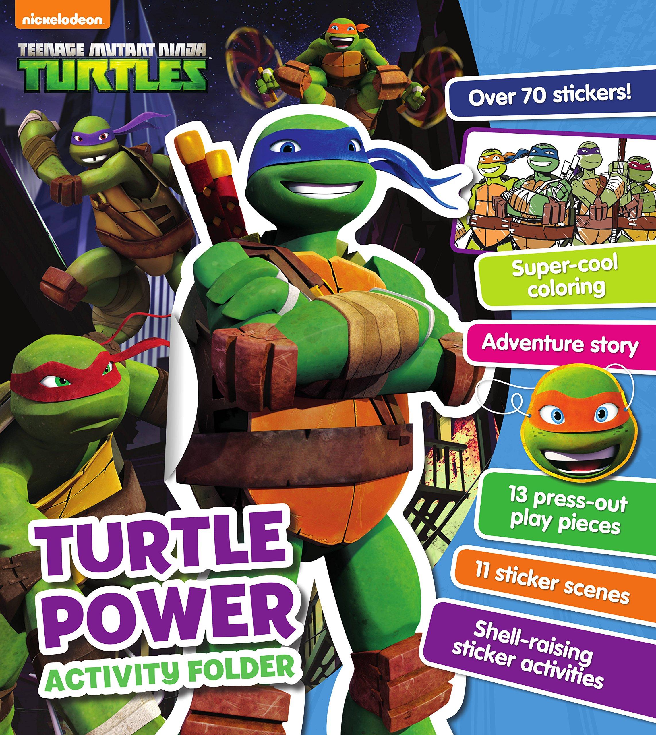 Nickelodeon Teenage Mutant Ninja Turtles Super Mutant ...