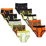 Amazon Essentials Boys Cotton Briefs Underwear