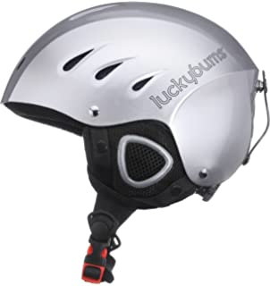 Lucky bums snow sport helmet review