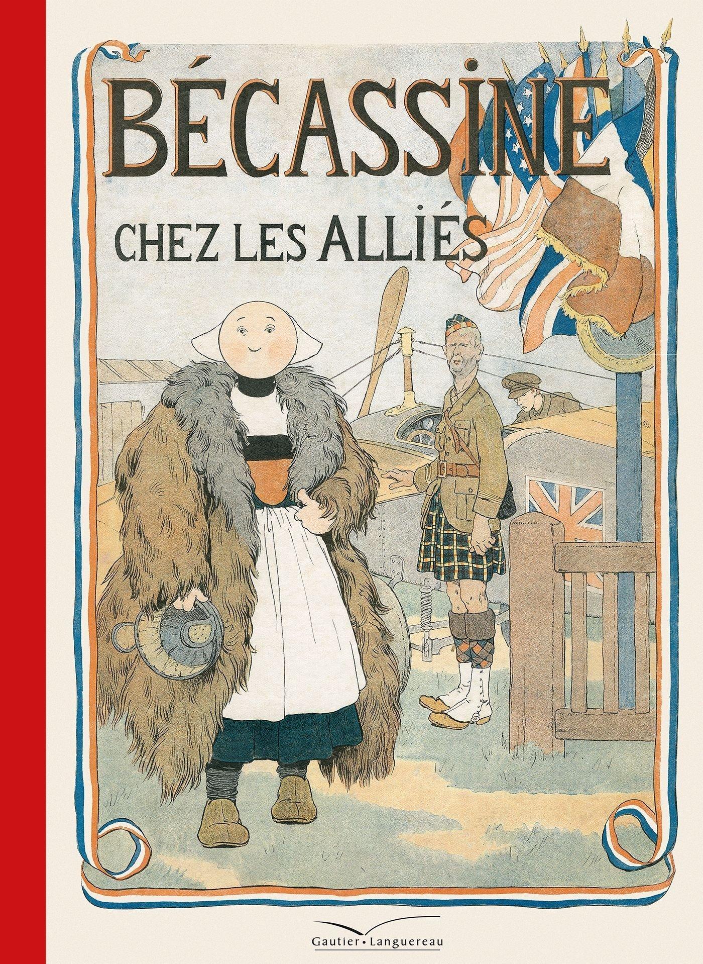 Bécassine chez les alliés Album – 3 janvier 2014 Caumery Gautier Languereau 2013937903 Albums
