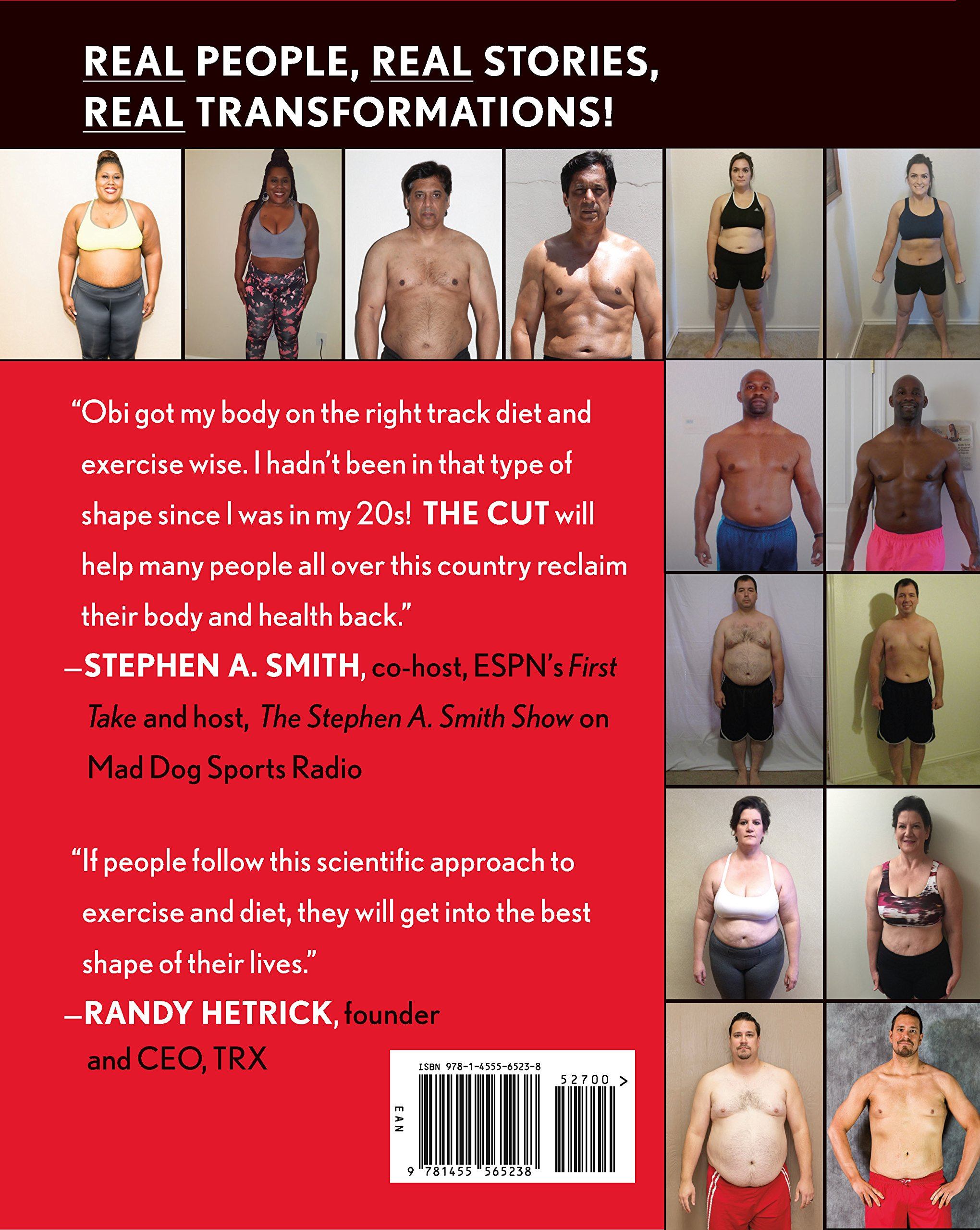 The Cut: Lose Up to 10 Pounds in 10 Days and Sculpt Your Best ...
