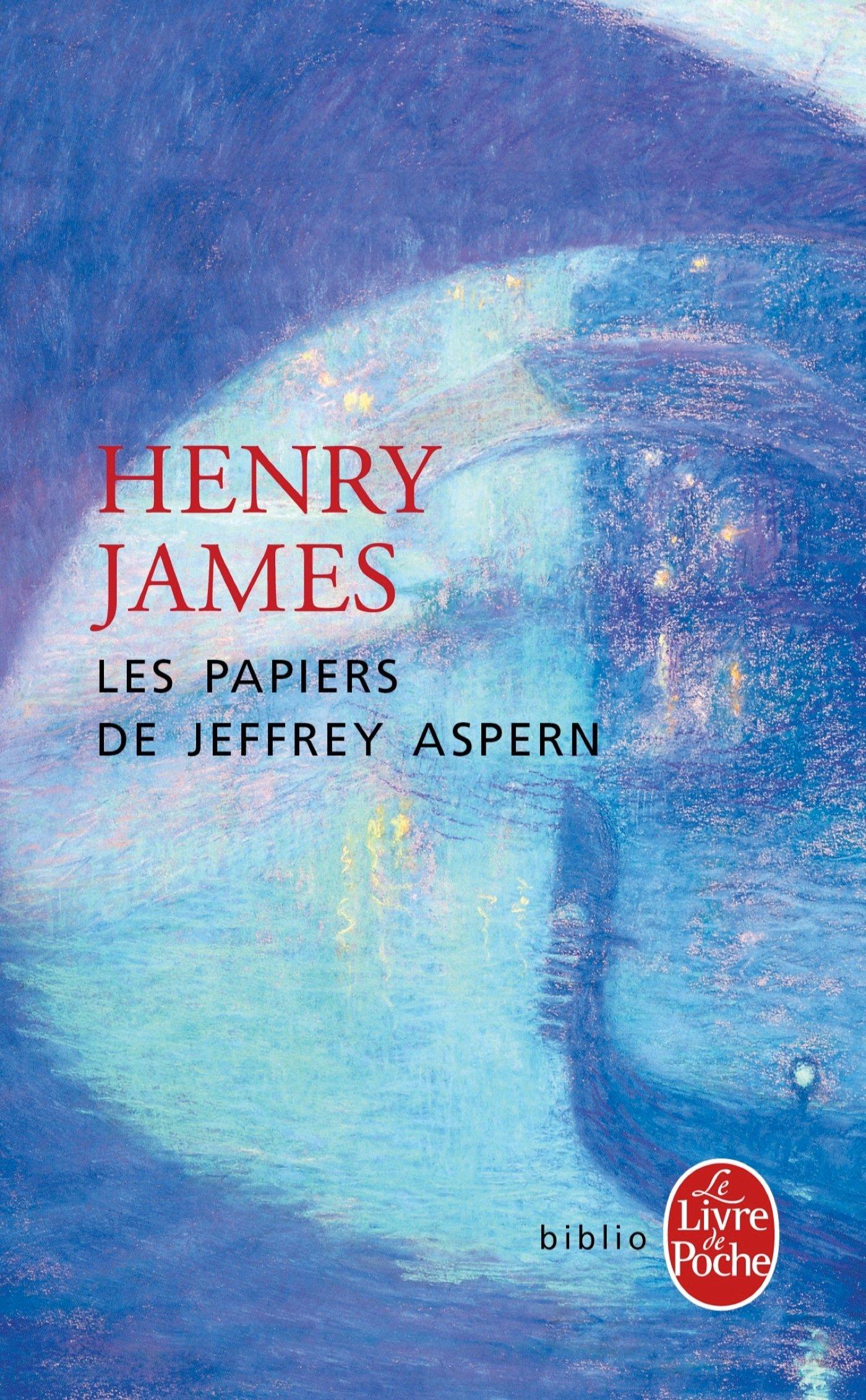 Amazon.fr - Les Papiers de Jeffrey Aspern - James, Henry - Livres