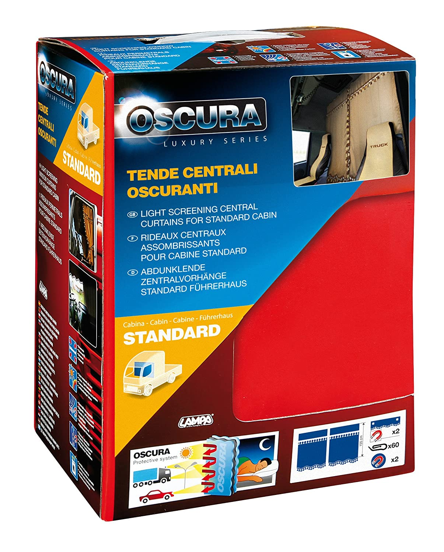 LAMPA 98623 Tende Centrali Oscuranti per Cabine Standard