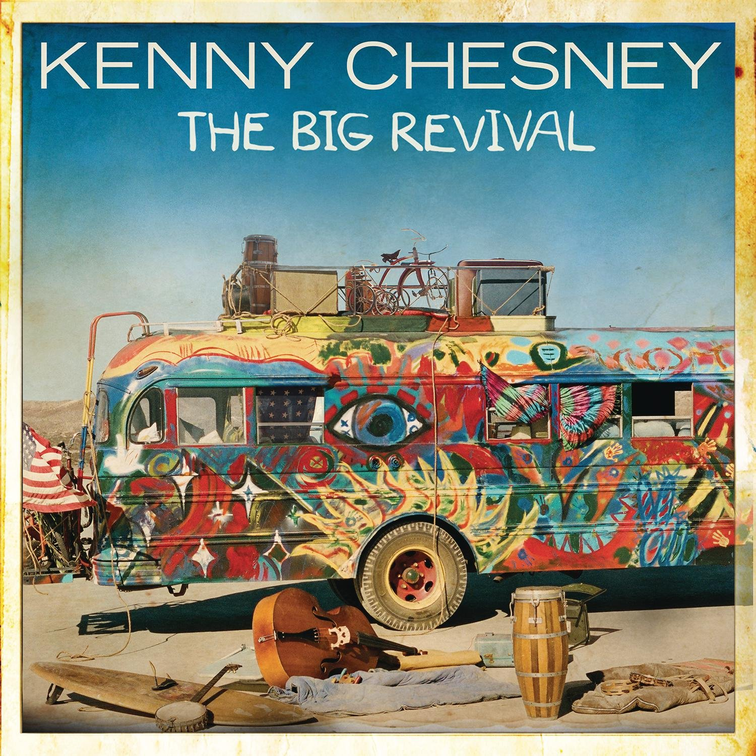 The Big Revival Kenny Chesney 29861978 Country Pop