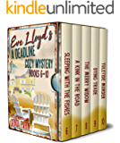 Eve Lloyd's A Deadline Cozy Mystery - Books 6 to 10