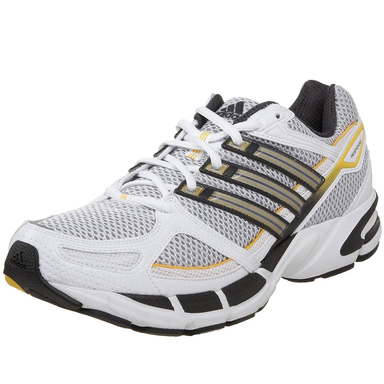 adidas uomini 'risposta cuscino 18 scarpa da corsa, bianco