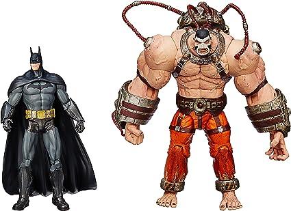 DC DIRECT COLLECTIBLES BATMAN ARKHAM ASYLUM KNIGHT CITY MAN-BAT FIGURE ORIGINS