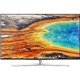"Samsung UE55MU8000TXZT UHD Smart TV 55"" Serie MU8000, Tecnologia LED, Argento"