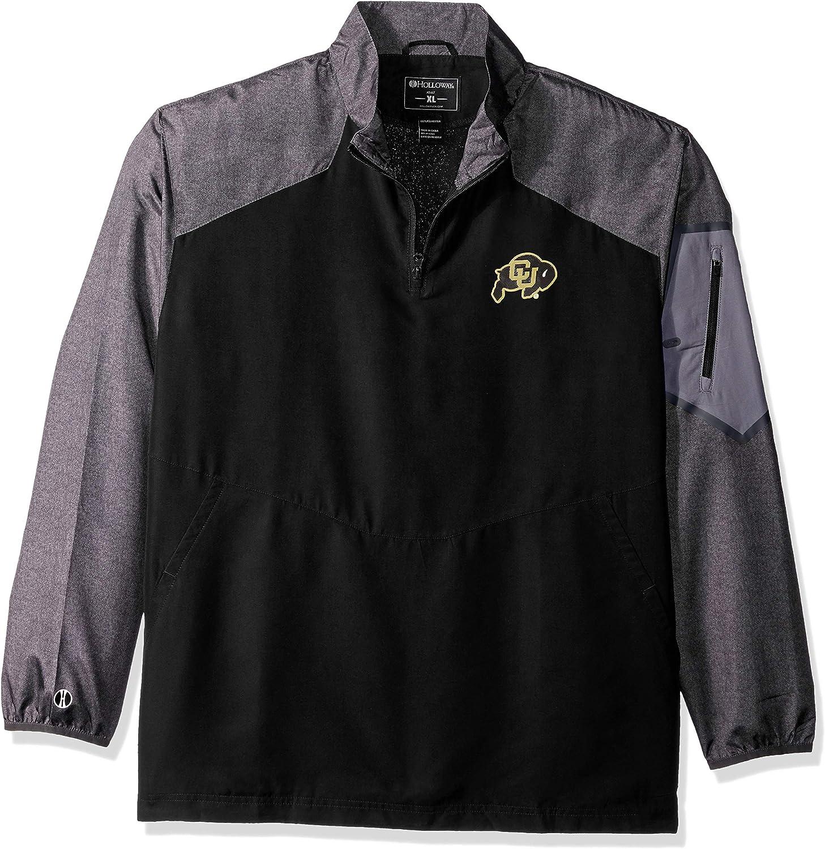 M Carbon Print//Graphite NCAA Army Black Knights Mens Raider PulloverRaider Pullover
