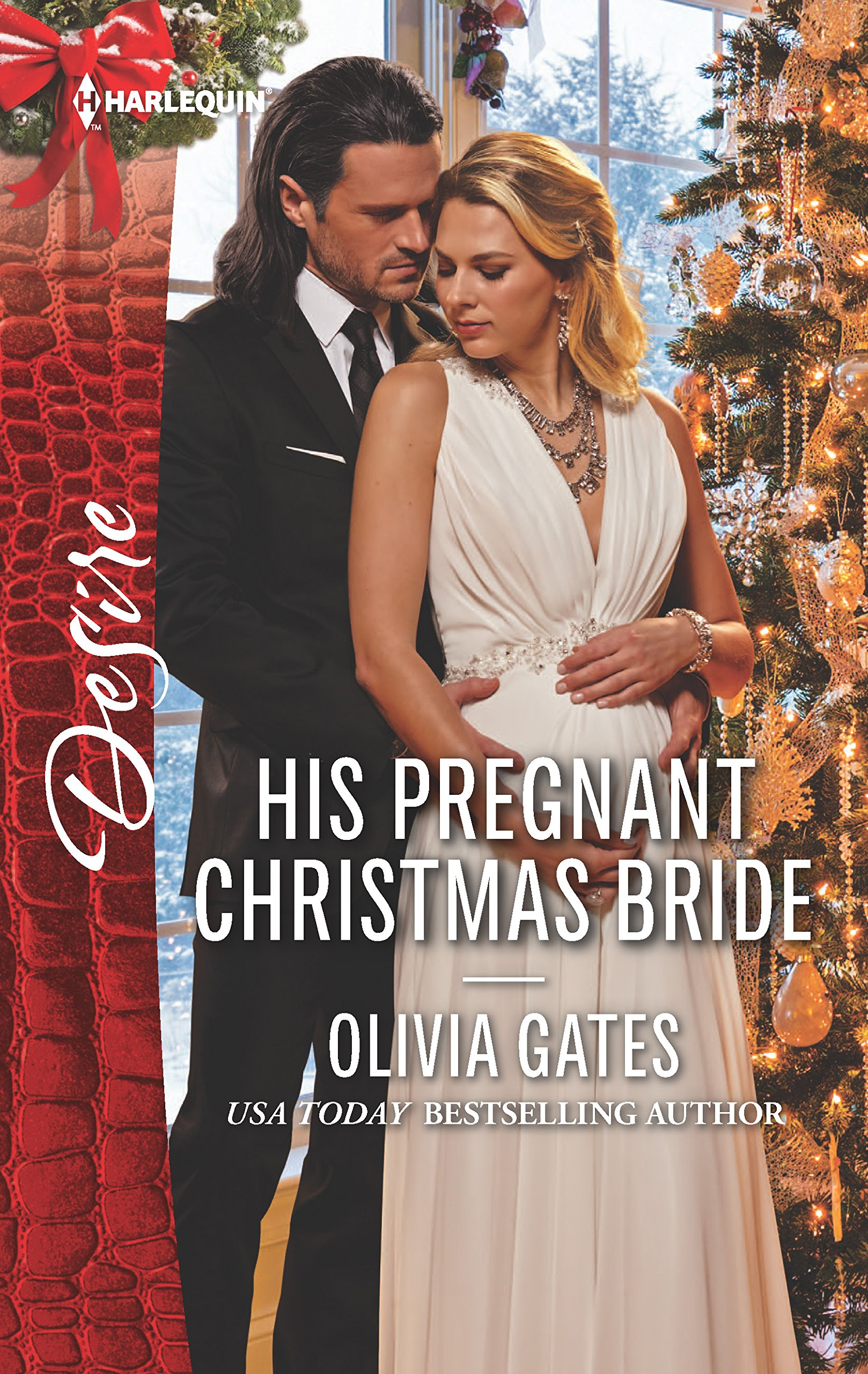 His Pregnant Christmas Bride (The Billionaires of Black Castle) pdf epub