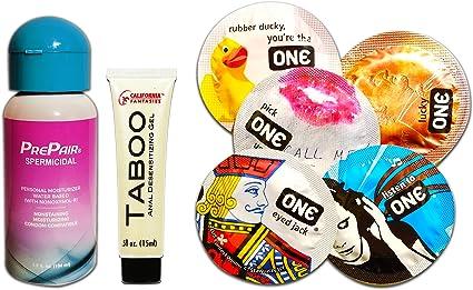 amazon desensitizing condoms