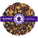 "N° 1268: Tè alla frutta in foglie ""Ciliegio Selvatico"" - 250 g - GAIWAN® GERMANY - tè in foglie, ibisco, mela, rosa canina, ciliegie liofilizzate"