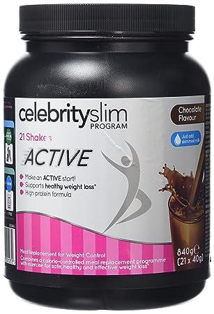 Celebrity Slim Active Chocolate Shake