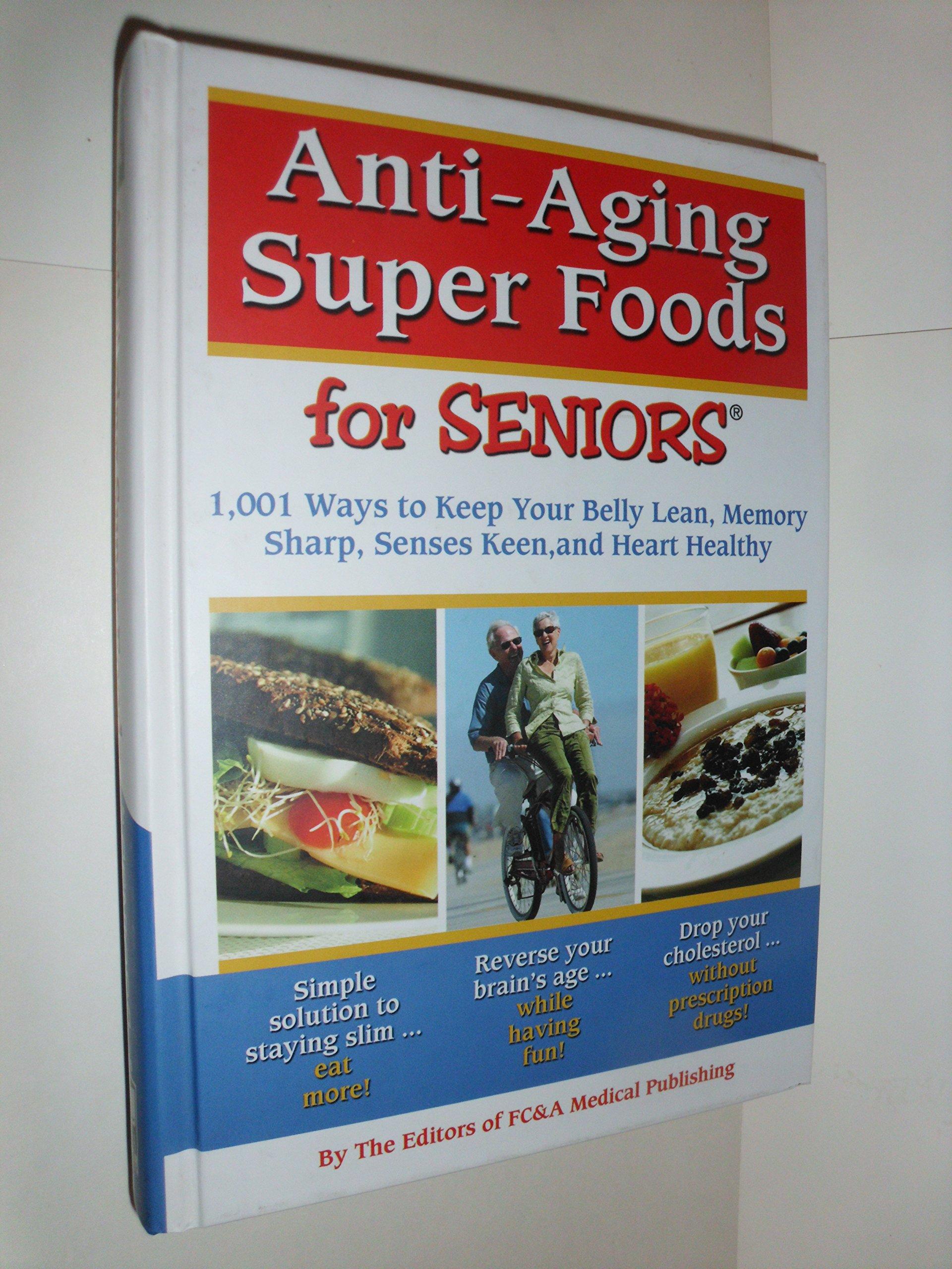 Anti-Aging Super Foods For Seniors pdf