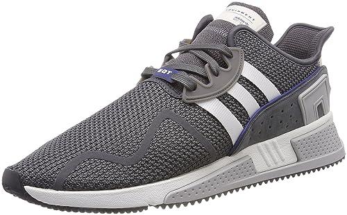 on sale 55137 98cfb Adidas EQT Cushion ADV, Zapatillas de Deporte para Hombre, Gris (Gricin FtwblaBalcri 000), 48 23 EU Amazon.es Zapatos y complementos