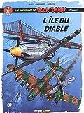 """Les aventures de Buck Danny """"Classic"""", Tome 4 : L'île du diable"""