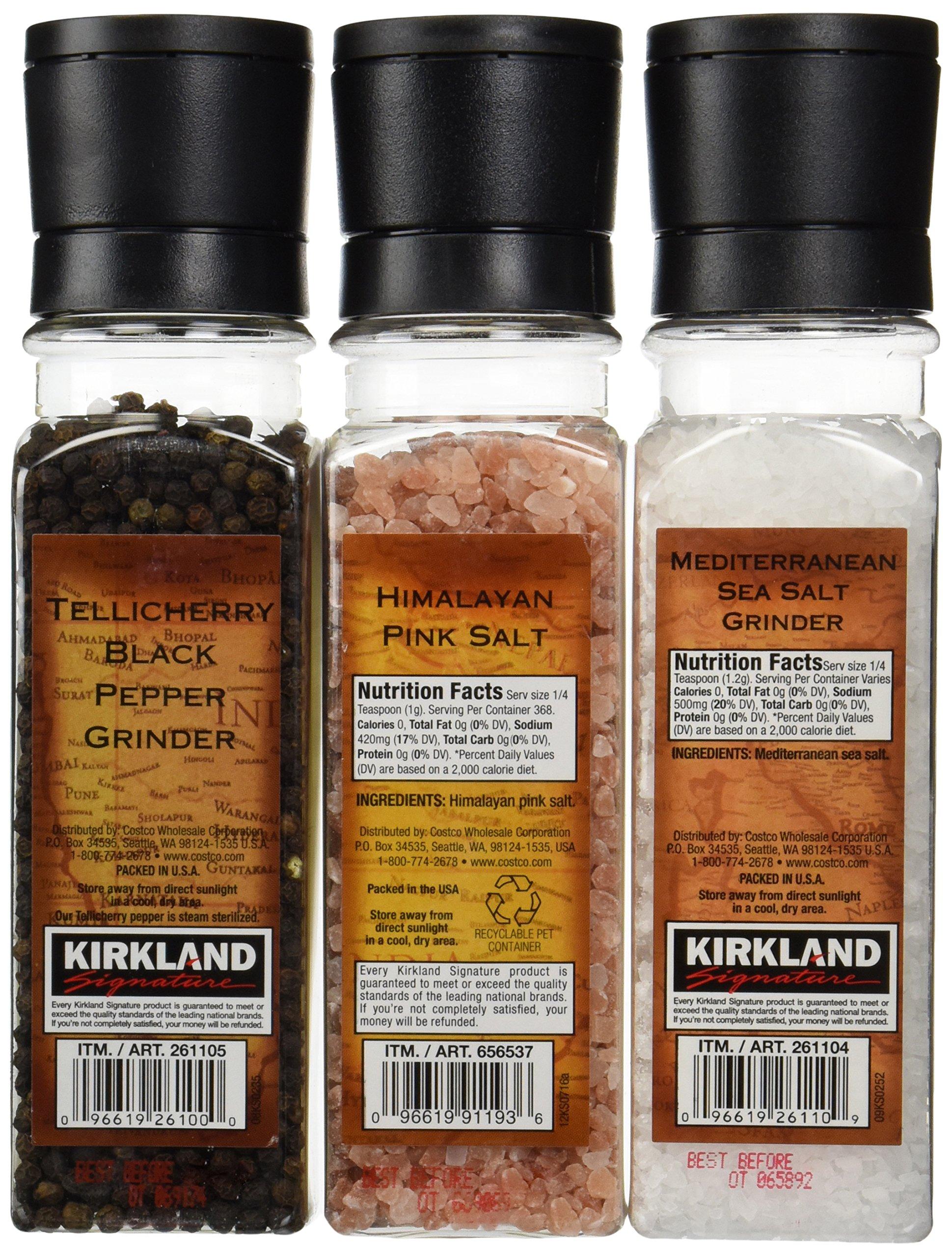 Kirkland Signature 2 Salts and a Pepper by kirkland signature (Image #4)
