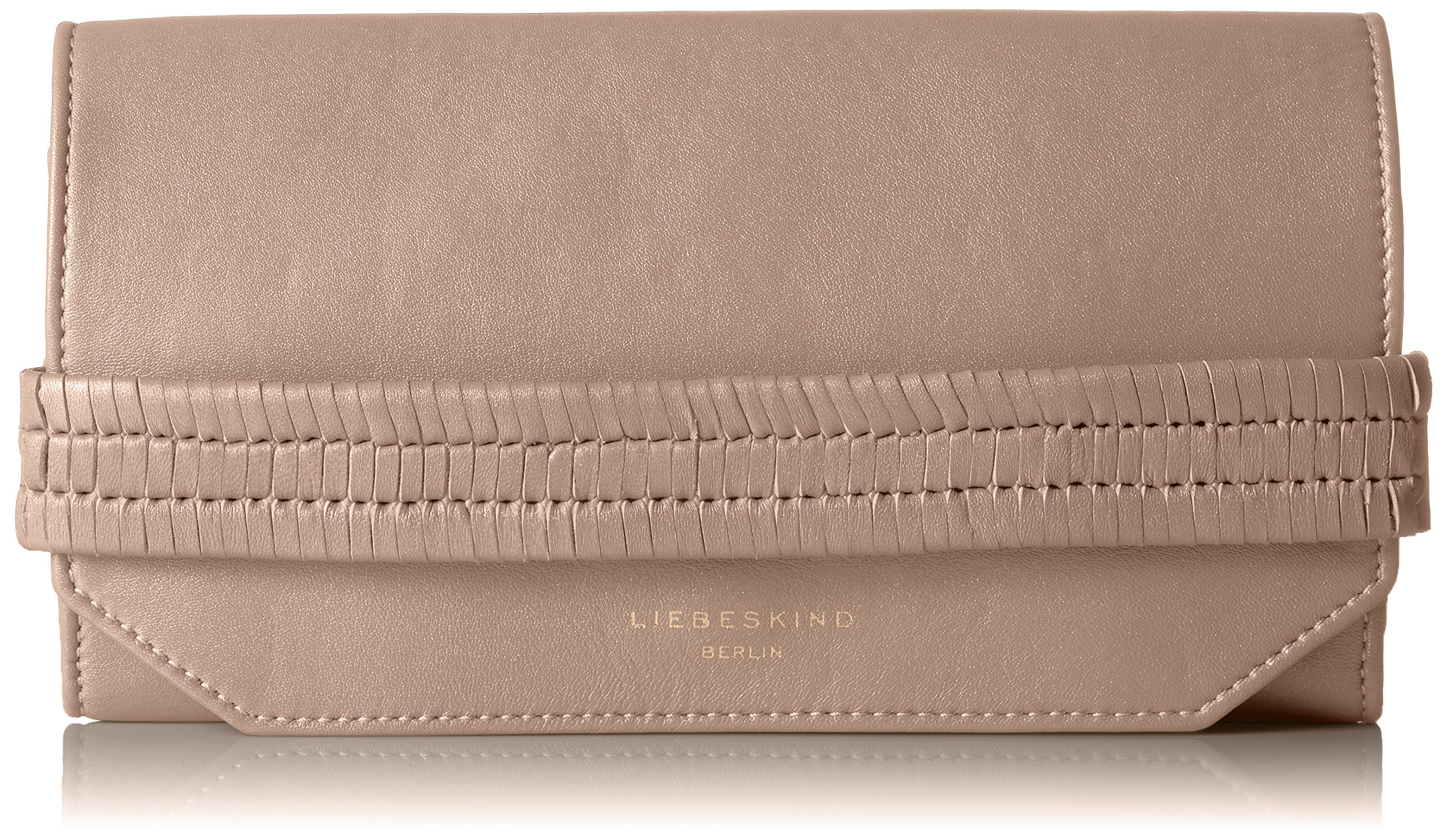 Liebeskind Berlin Women's Marylou Metallic Leather Crossbody