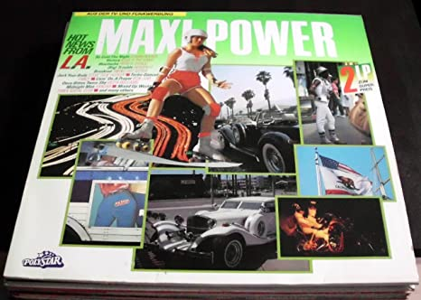 Maxi Power-Hot News from L.A. (1986/87) - Communards, Pepsi & Shirlie, Timex Social Club, Sandra, Ktp, Fancy.. / Vinyl record [Vinyl-LP] - Amazon.com Music