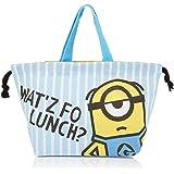 ミニオンズ 午餐便当袋 黄色 29×16.5×12cm