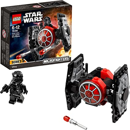 75193 Star Wars Millennium Falcon Microfighter Star Wars Toy LEGO UK