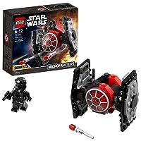 LEGO Star Wars - Microfighter Chasseur TIE du PremierOrdre - 75194 - Jeu de Construction