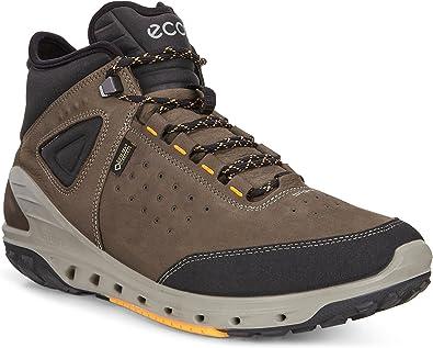 ECCO Mens Men's Biom Venture High Gore tex Hiking Boot