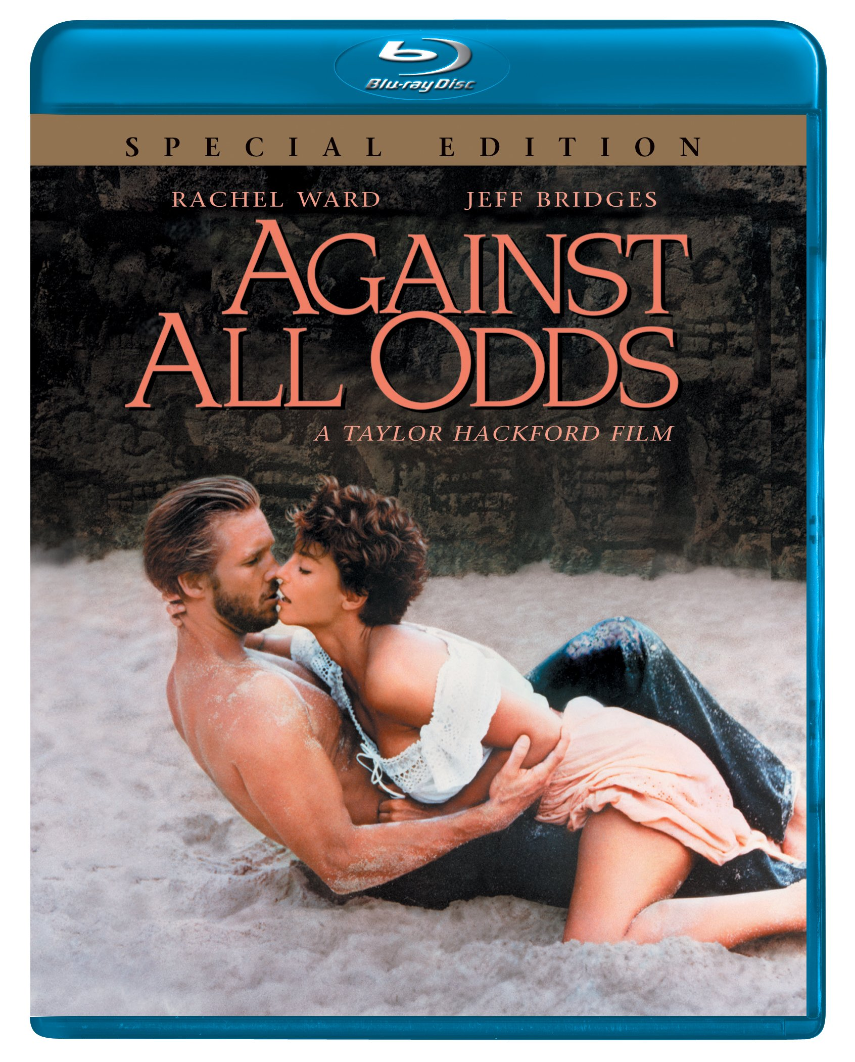 Blu-ray : Against All Odds (Widescreen, Dolby, AC-3, Digital Theater System)
