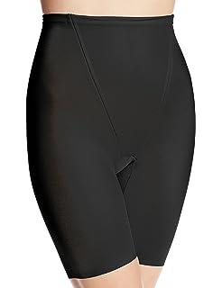904f5b375537f Maidenform Flexees Women s Shapewear Lightweight Thigh Slimmer with Elastic  Free Legs