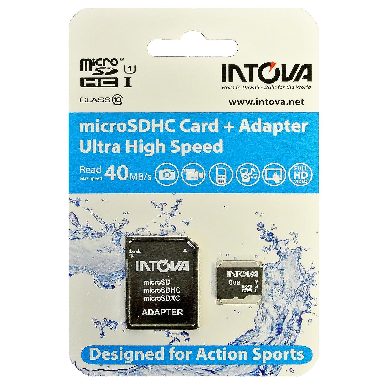 Amazon.com: Intova tarjeta micro SD: Sports & Outdoors