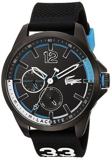 Lacoste Malla Me Up Watch Capbreton Cuarzo: Batería Reloj 2010896: Amazon.es: Relojes