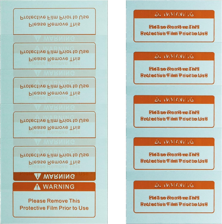 Äußere Vorsatzscheibe 105x89 Schweissmaske Schweisshelm aussen Vorsatzglas polyc
